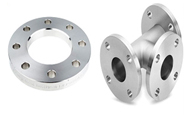 ASTM A182  Duplex High Hub Blend Flanges manufacturer