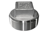 ASTM B564 Hastelloy Square head solid plug
