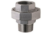ASTM A182 Threaded union (male x female)