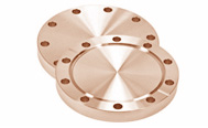 ASTM B152 Copper NickelBlind Flanges manufacturer