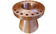 ASTM B462 copper-Nickel Expander Flanges manufacturer