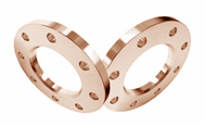 ASTM B462 copper-Nickel Flange Facing Type