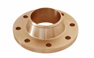 ASTM B462 copper-Nickel Forged Flanges manufacturer