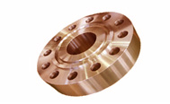 ASTM B152 Copper NickelRing Type Joint Flanges manufacturer