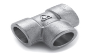 ASTM B564 Hastelloy Forged Socket Weld Tee