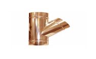 ASTM B122 Copper-Nickel Lateral Tee