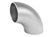 ASTM A815 Super Duplex Steel LR Elbow