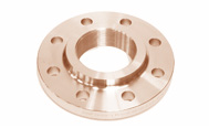 ASTM B152 Copper NickelThreaded / Screwed Flanges manufacturer