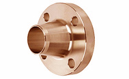 ASTM B152 Copper NickelWeld Neck Flanges manufacturer