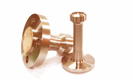 ASTM B462 copper-Nickel Weldo Flanges manufacturer