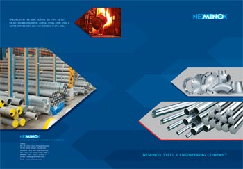 Neminox Steel - Industrial Metal & Steel Products Catalogue